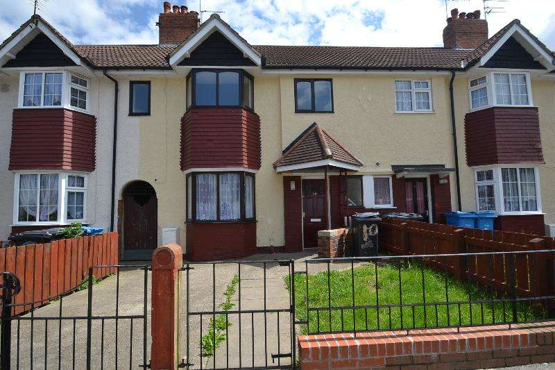 4 Bedrooms Terraced House for rent in Langtoft Grove, Hull
