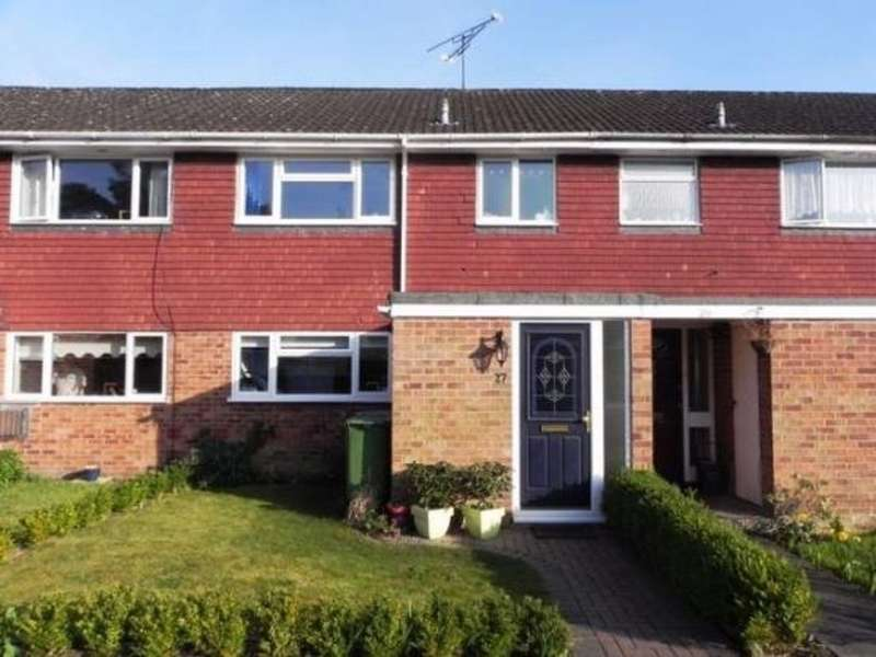 3 Bedrooms Terraced House for rent in Coniston Close, Camberley