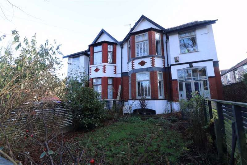 5 Bedrooms Semi Detached House for sale in Dudley Road, Whalley Range, Manchester, M16