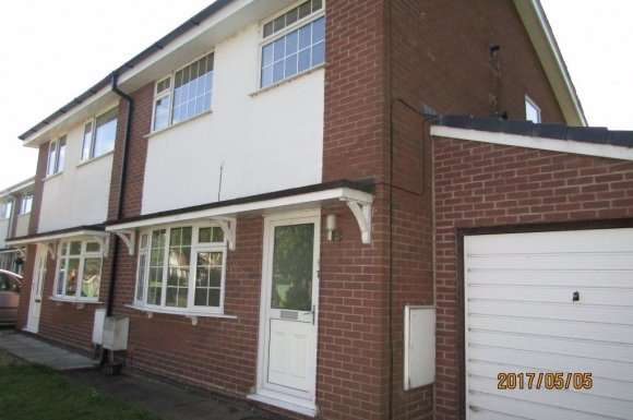 3 Bedrooms Property for rent in Chatham Way, Crewe, Cheshire