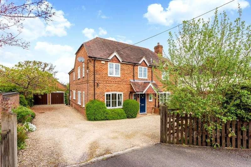 5 Bedrooms Property for sale in Woolton Hill, Newbury, Hampshire