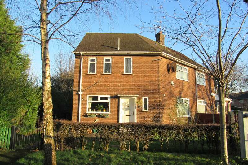 3 Bedrooms Semi Detached House for sale in Cornishway, Manchester, M22