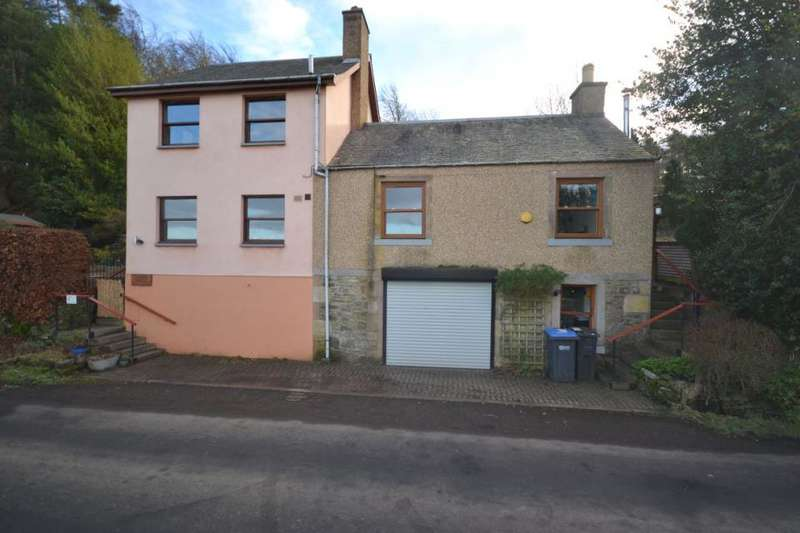 2 Bedrooms Property for sale in Cavers Manse Cottage, Cavers Hawick, TD9 8LJ