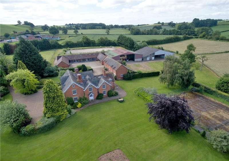 6 Bedrooms Detached House for sale in Collington, Bromyard, HR7
