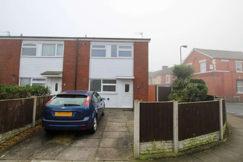 2 Bedrooms End Of Terrace House for sale in Grecian Street, Seaforth, Liverpool, L21