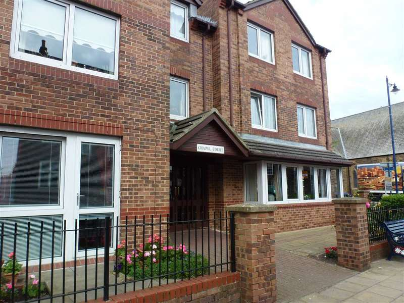 1 Bedroom Apartment Flat for rent in Chapel Court, West Avenue, Filey