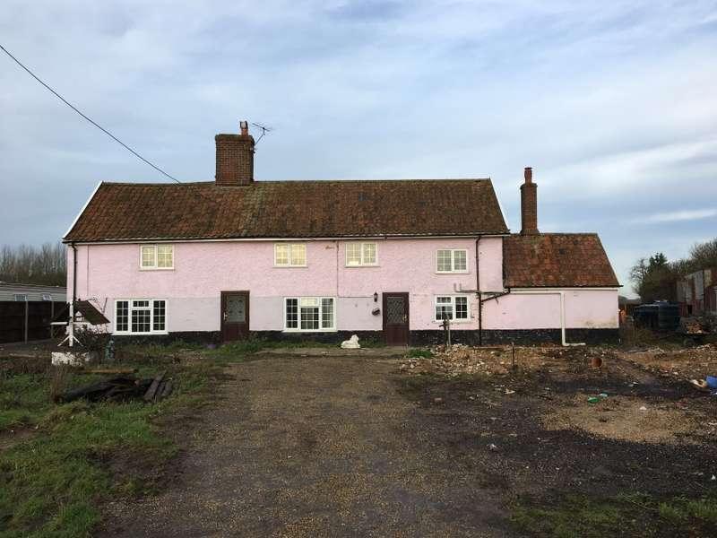 4 Bedrooms Detached House for sale in Poplar House, Silfield Street, Silfield, Wymondham, Norfolk