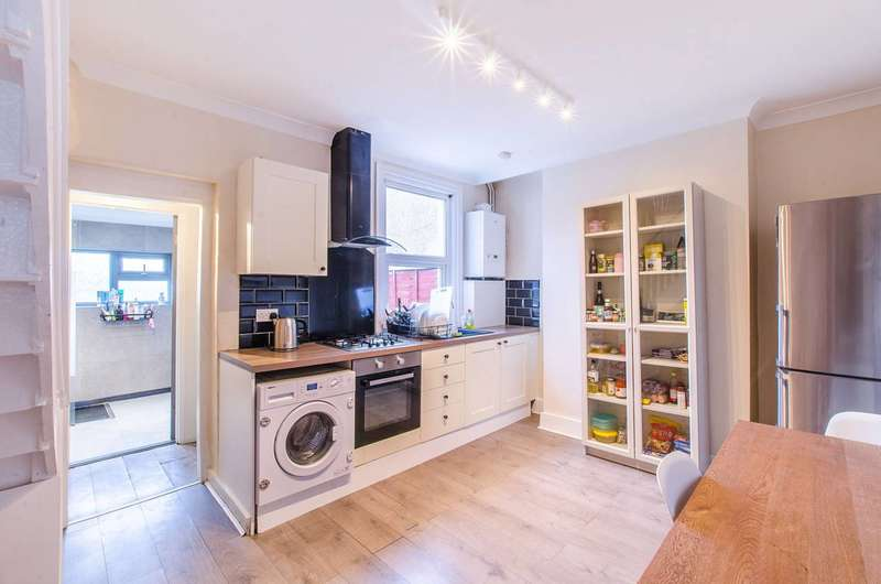 2 Bedrooms Terraced House for sale in Fearon Street, North Greenwich, SE10
