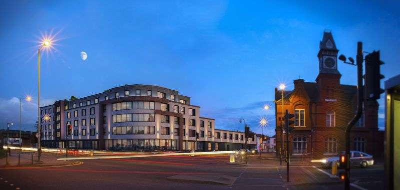 1 Bedroom Property for sale in Apartment 2 Honeybourne Gate, Cheltenham: NEW HOME