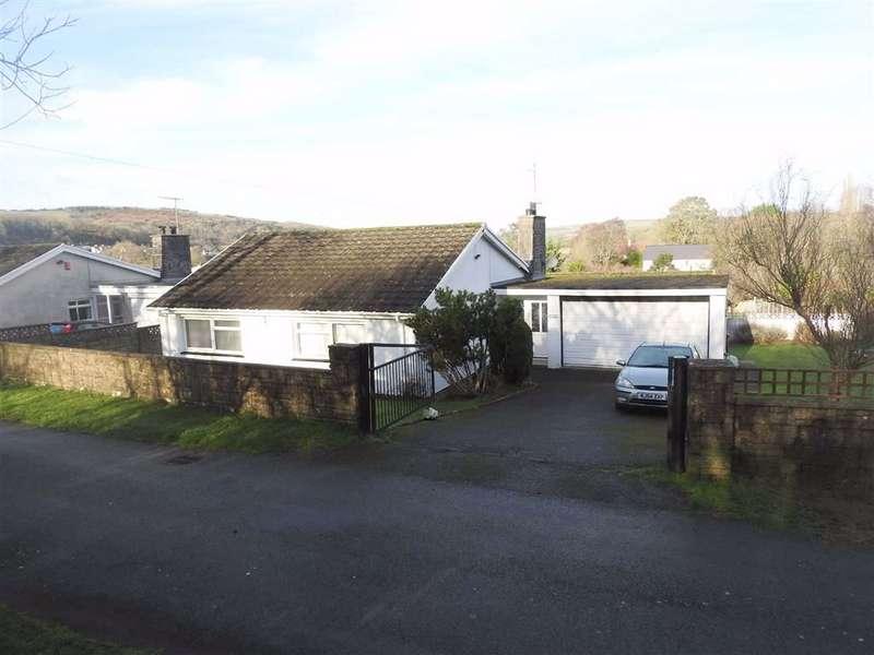 3 Bedrooms Detached Bungalow for sale in Mwtshwr, ST DOGMAELS, Pembrokeshire