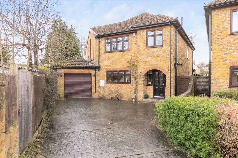 5 Bedrooms Property for sale in Florence Gardens, Staines-Upon-Thames
