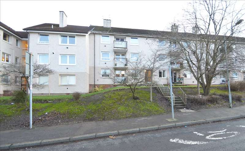 2 Bedrooms Apartment Flat for sale in Carnegie Hill, East Kilbride