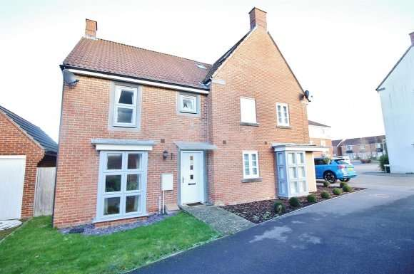 3 Bedrooms Detached House for sale in Gardiner Road, Basingstoke