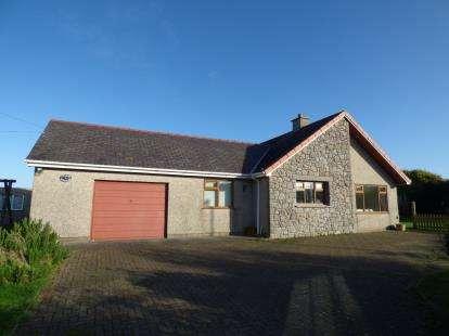 5 Bedrooms Detached House for sale in Llanfairynghornwy, Holyhead, Sir Ynys Mon, LL65