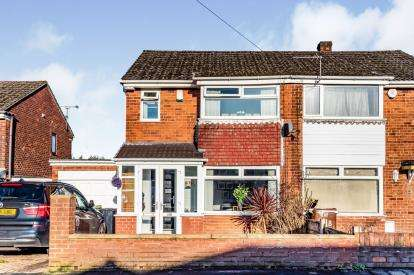 3 Bedrooms Semi Detached House for sale in St. Annes Road, Denton, Manchester, Greater Manchester