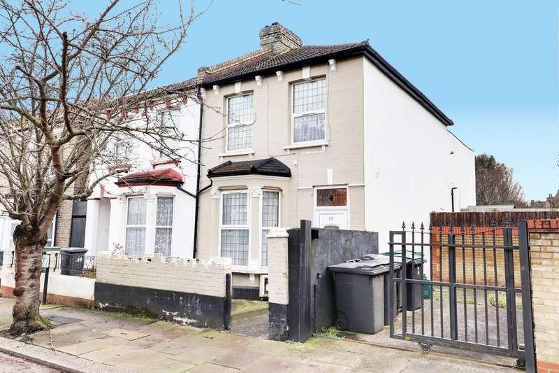 3 Bedrooms End Of Terrace House for sale in Dagmar Road, Alexandra Park, N22