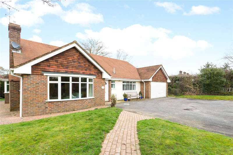 4 Bedrooms Detached House for sale in Lewes Road, Ditchling, East Sussex, BN6