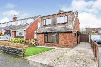 3 Bedrooms Detached House for sale in Cheriton Field, Fulwood, Preston, Lancashire, PR2