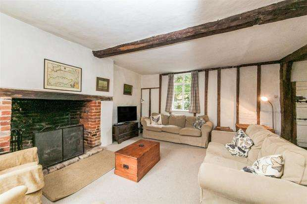 4 Bedrooms End Of Terrace House for sale in Quayside, Woodbridge