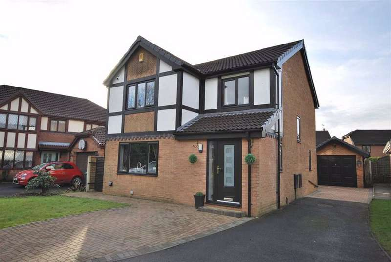 4 Bedrooms Detached House for sale in Conway Close, Rossendale, Lancashire, BB4