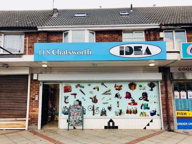 Retail Property (high Street) Commercial for sale in Chatsworth Avenue, Fleetwood, FY7 8EJ