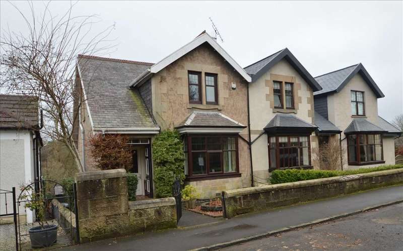4 Bedrooms Semi Detached House for sale in Broompark Drive, Lesmahagow