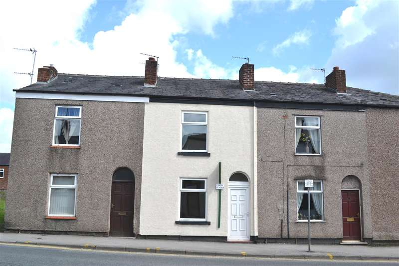 2 Bedrooms Terraced House for sale in Warrington Road, Leigh, Greater Manchester. WN7 3BG