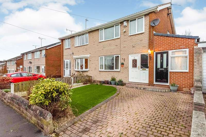 4 Bedrooms Semi Detached House for sale in Hannah Road, Woodhouse, Sheffield, S13