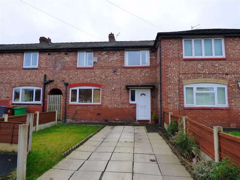 3 Bedrooms Semi Detached House for sale in Minehead Avenue, Withington, Manchester, M20