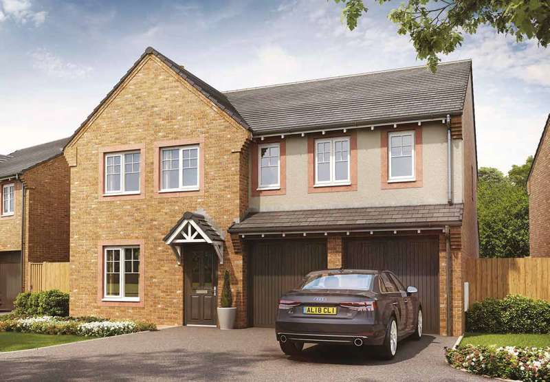 5 Bedrooms Detached House for sale in Plot 8, The Lavenham, Meadowbrook, Durranhill, Carlisle, CA1