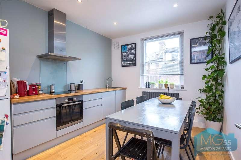4 Bedrooms Apartment Flat for sale in Tollington Park, Finsbury Park, London, N4