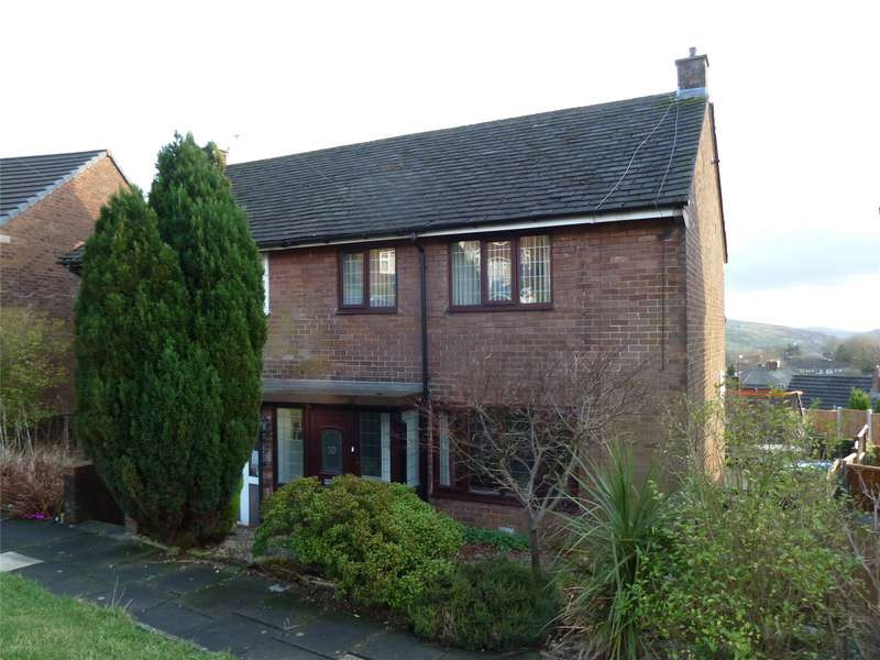 3 Bedrooms Semi Detached House for sale in Brown Hill Drive, Austerlands, Saddleworth, OL4