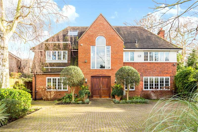 7 Bedrooms Detached House for sale in Milnthorpe Road, London, W4