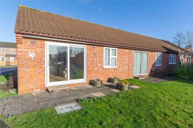 1 Bedroom Semi Detached Bungalow for sale in Fakenham
