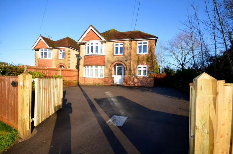 4 Bedrooms Detached House for sale in Broad Oak, Botley, Southampton, SO30