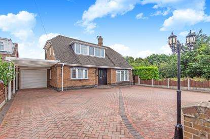 4 Bedrooms Detached House for sale in Love Lane, Great Wyrley, Walsall, Staffordshire