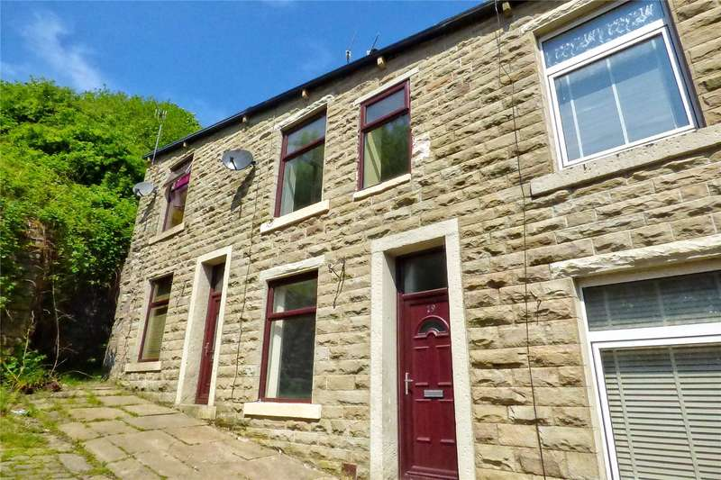 3 Bedrooms Terraced House for sale in Shepherd Street, Bacup, Lancashire, OL13