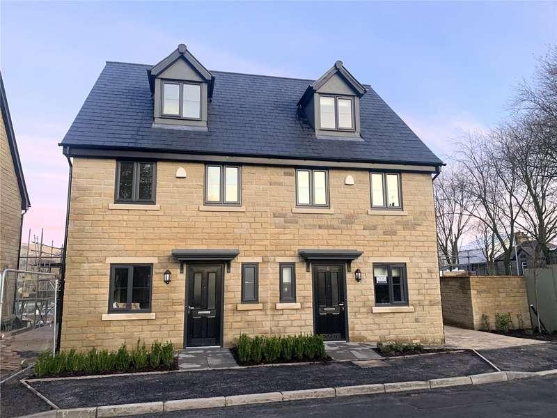 4 Bedrooms Semi Detached House for sale in Plot 12 Oakenhead, 24 Unity Way, Haslingden Old Road, Rossendale, BB4