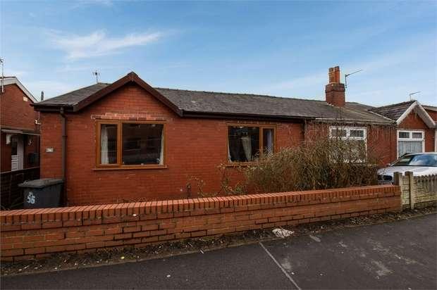 2 Bedrooms Semi Detached Bungalow for sale in Lancaster Road, Hindley, Wigan, Lancashire