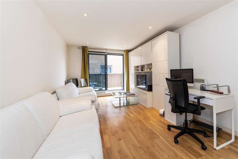 1 Bedroom Apartment Flat for sale in Vista House, Abbey Mills, 2 Chapter Way, Colliers Wood