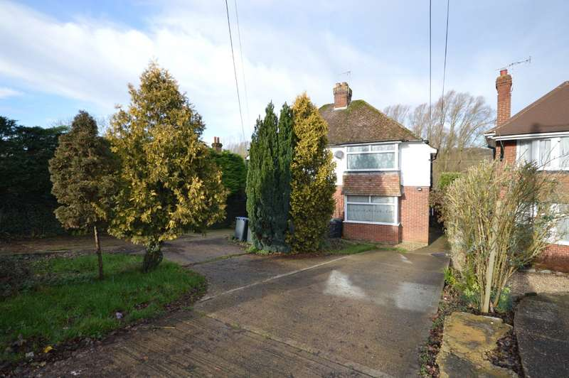 3 Bedrooms Semi Detached House for sale in Ashford Road, Canterbury, Kent, CT1