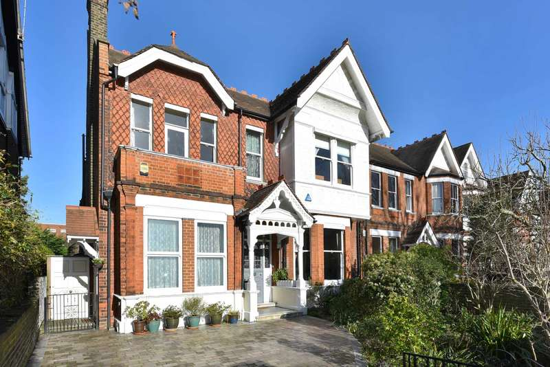 6 Bedrooms House for sale in Woodville Gardens Ealing