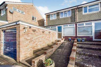 3 Bedrooms End Of Terrace House for sale in Garland Close, Hemel Hempstead, Hertfordshire, England