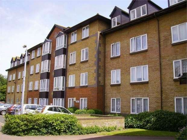 1 Bedroom Retirement Property for sale in Barkers Court, SITTINGBOURNE, Kent