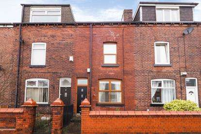 4 Bedrooms Terraced House for sale in Worsley Road, Farnworth, Bolton, Greater Manchester