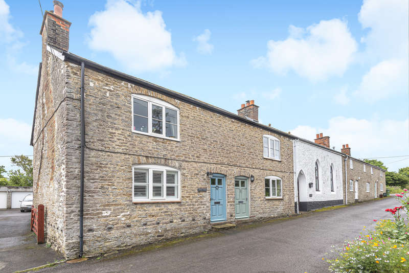2 Bedrooms End Of Terrace House for sale in Yenston, Somerset, BA8