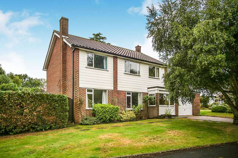 5 Bedrooms Detached House for sale in Sallows Shaw, Sole Street, Cobham, Kent, DA13