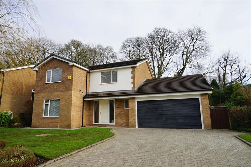 4 Bedrooms Detached House for sale in Sudbury Drive, Lostock, Bolton