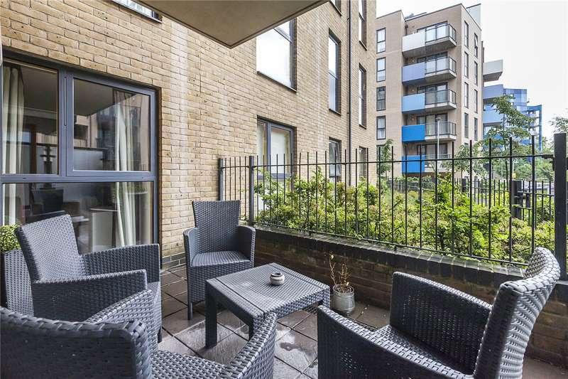 1 Bedroom Flat for sale in St. James House, 52 Blackheath Hill, London, SE10