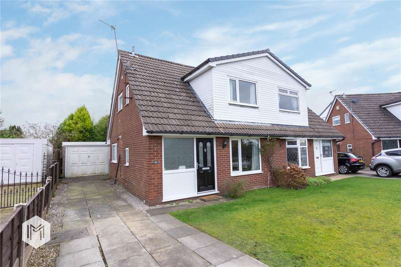 3 Bedrooms Semi Detached House for sale in Shipston Close, Bury, Greater Manchester, BL8